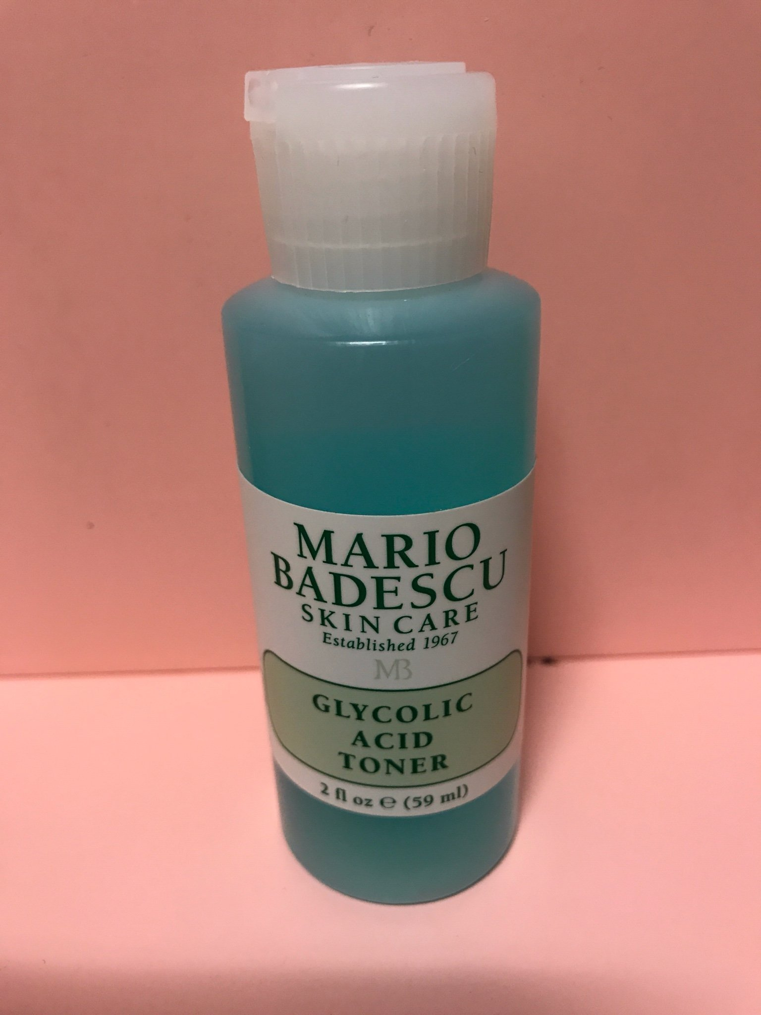 Glycolic Acid Toner 59 Ml Mario Badescu Ansiktsvatten