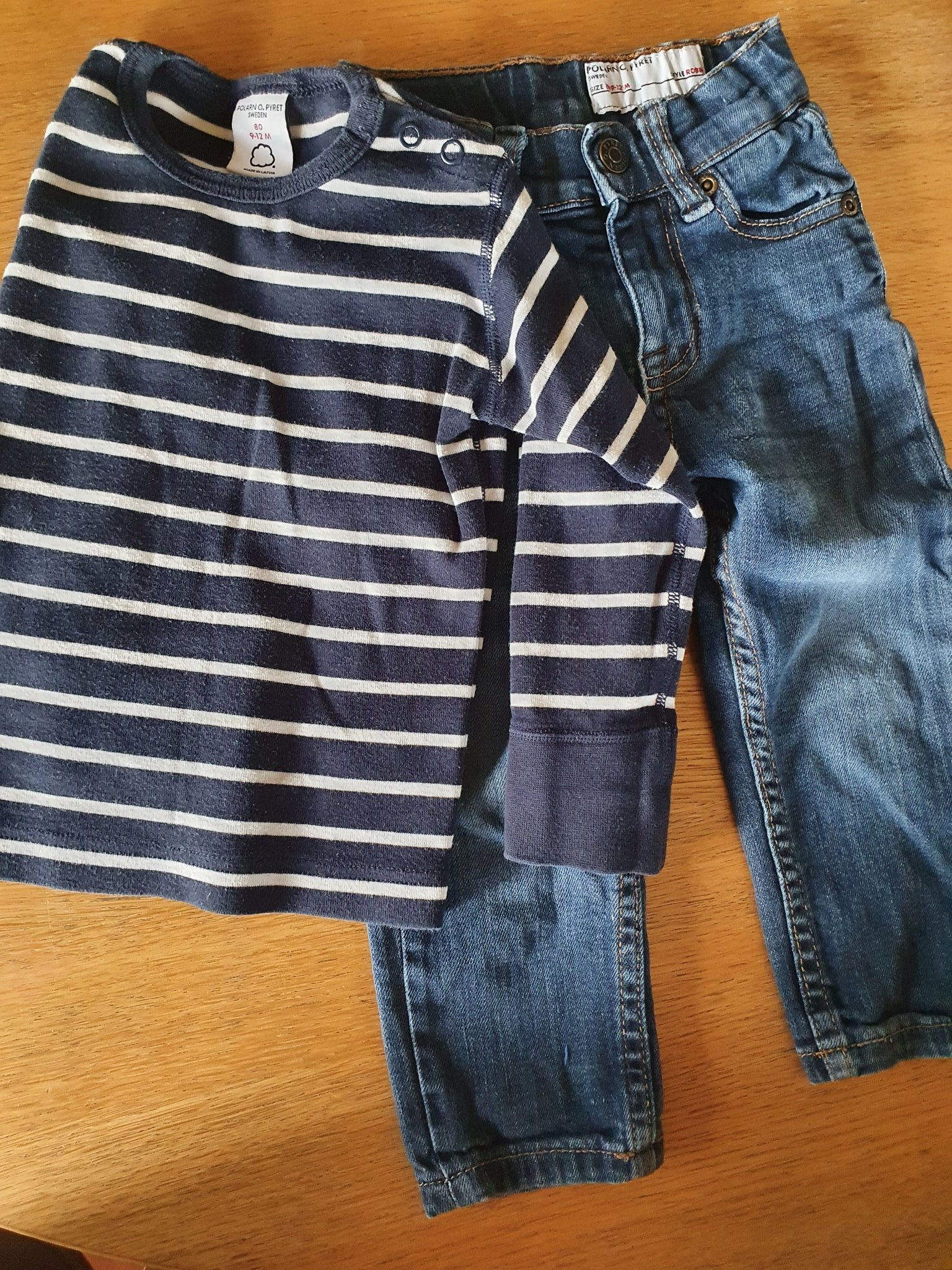 80 polarn o. Pyret pop rand jeans