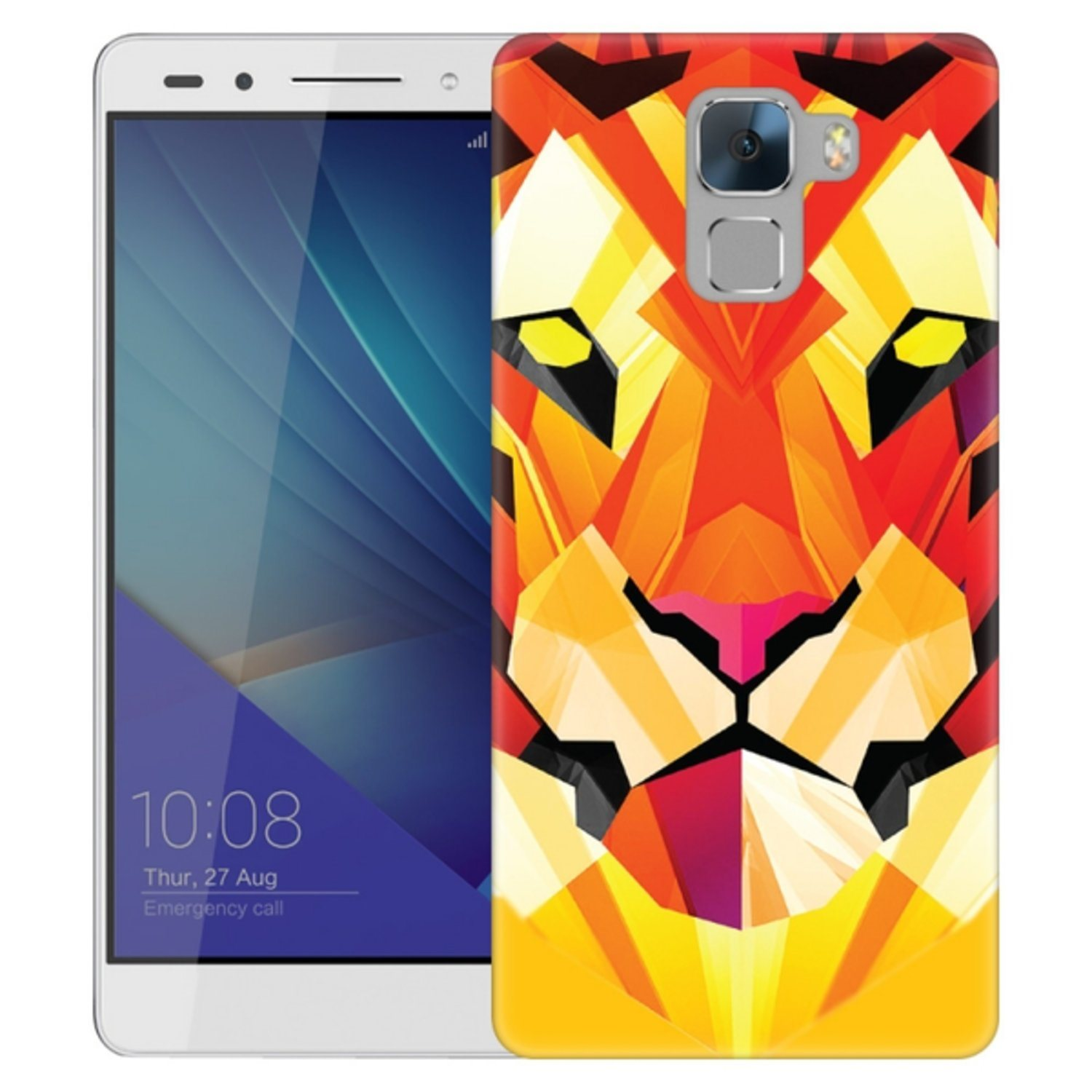 Huawei Honor 7 Skal Tigerface