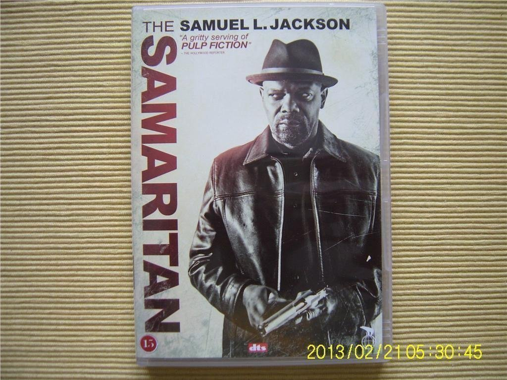 DVD - The samaritan