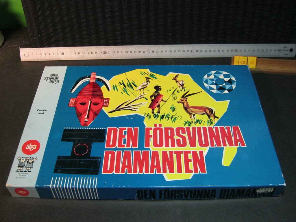 Diamantenspiel
