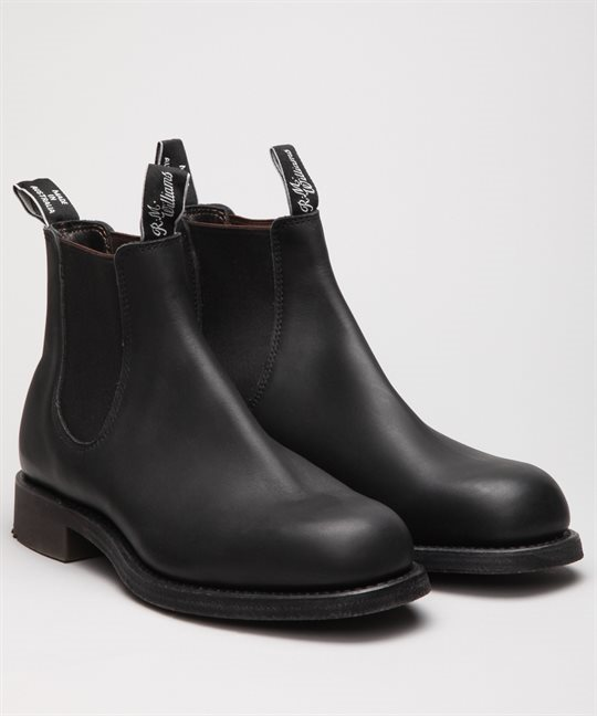 RM Williams - Svarta boots 7b1897982aacc