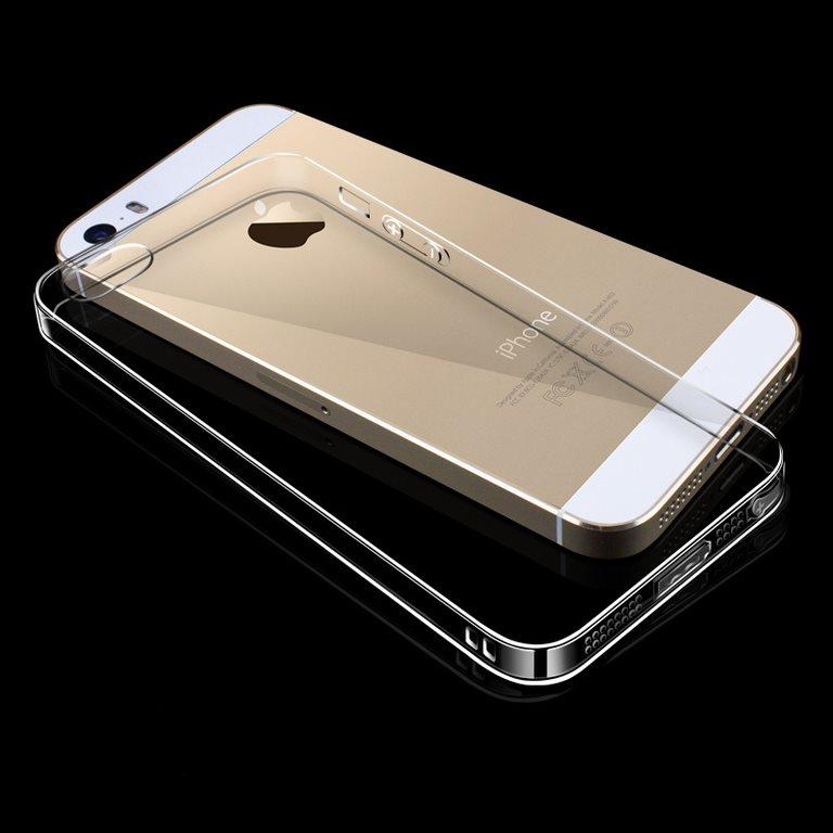 iPhone 5   5S Silikon Gummi TPU Skal .. (250644336) ᐈ EUStore.se på ... 5f7d716b844bf