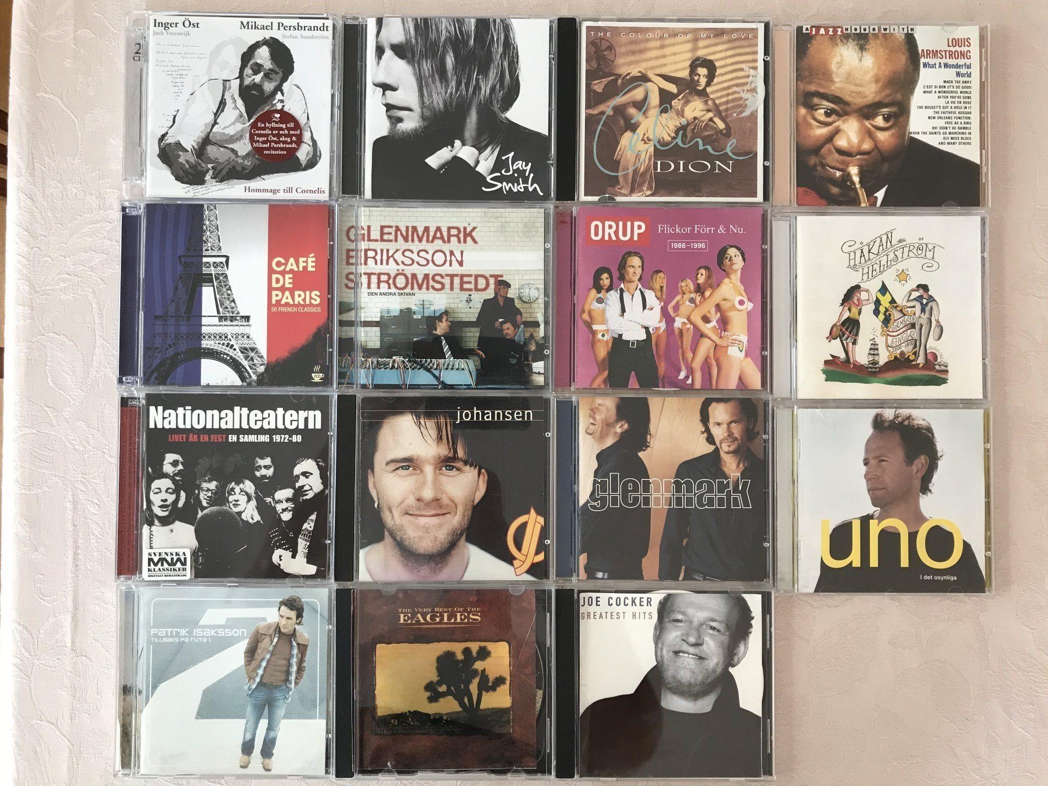 köpa cd skivor