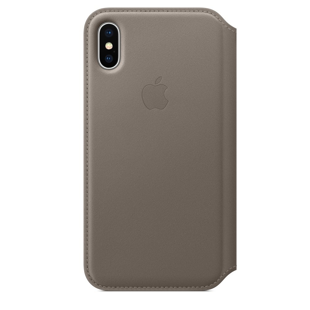 Apple läderfodral till iPhone X - Mu.. (335988944) ᐈ Teknikhouse på ... b757be13a5053