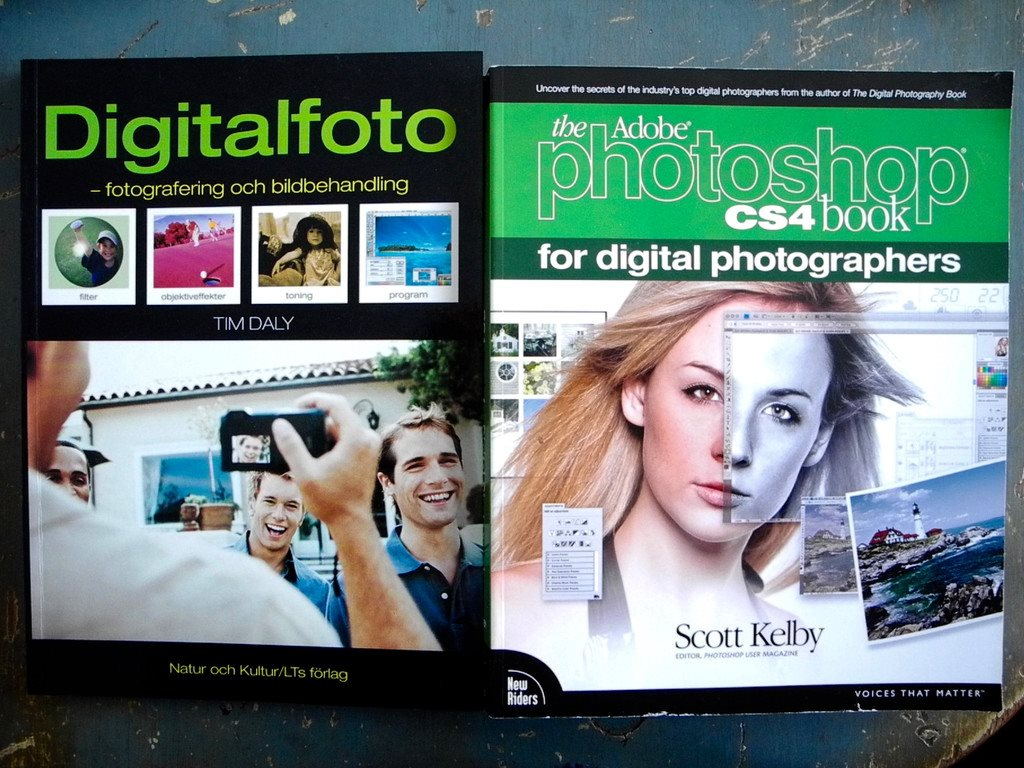 DIGITALFOTO Tim Daly + THE ADOBE PHOTOSHOP CS4 BOOK Scott Kelby
