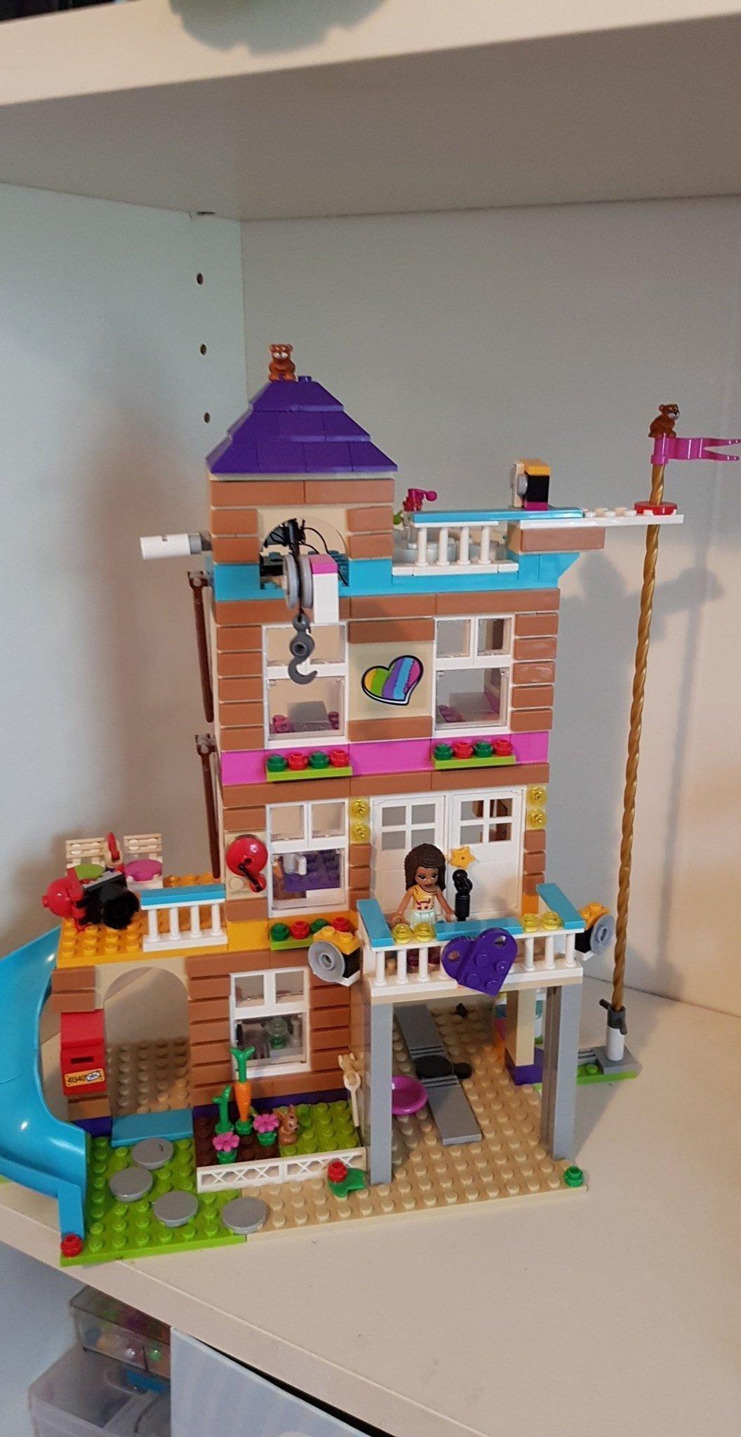 Sidste nye Lego friends hus (360835257) ᐈ Köp på Tradera SR-81