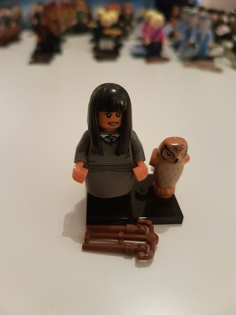 LEGO 71022 Cho Chang Harry Potter Minifigure Series