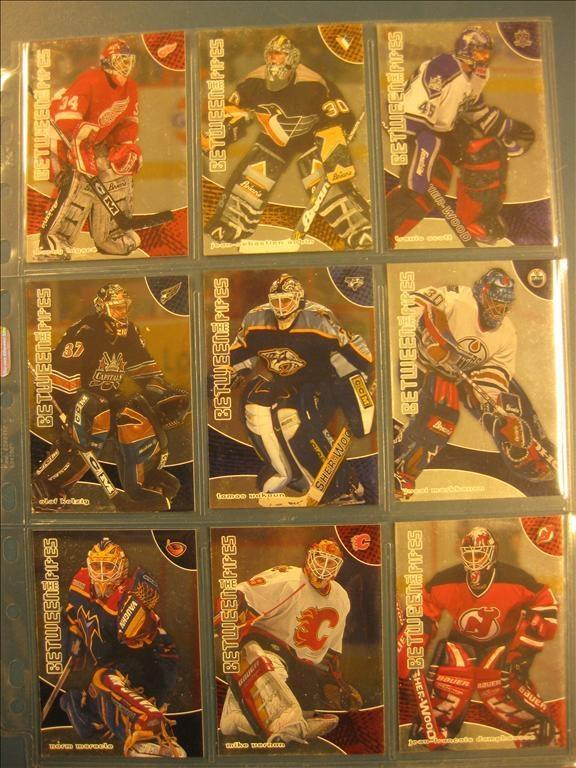 MÅLVAKTER  -  9 ST LYXIGA BILDER -  LOT 5  -  BETWEEN THE PIPES 2002