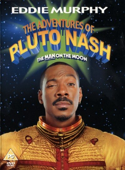 DVD - Adventures of Pluto Nash (Beg)