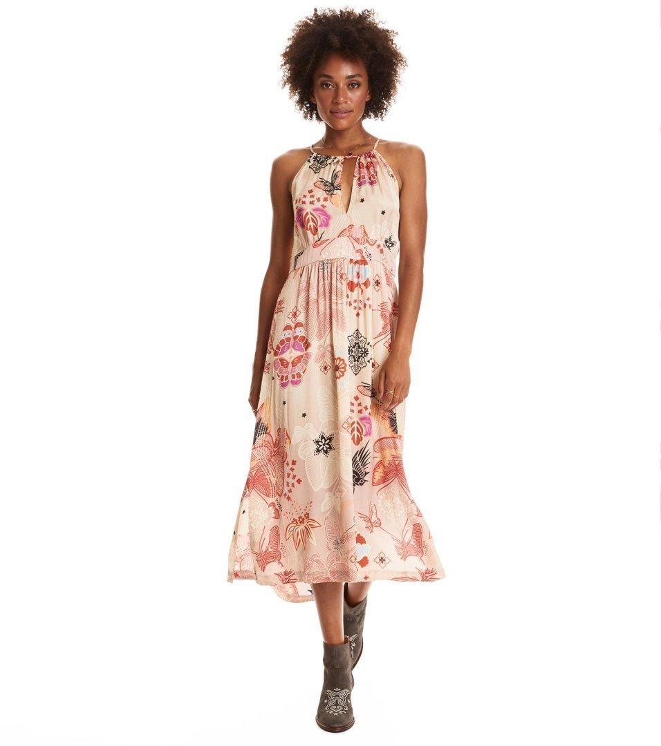 NY! Odd Molly klänning stl 2 (M) 100% viscose (357306626) ᐈ