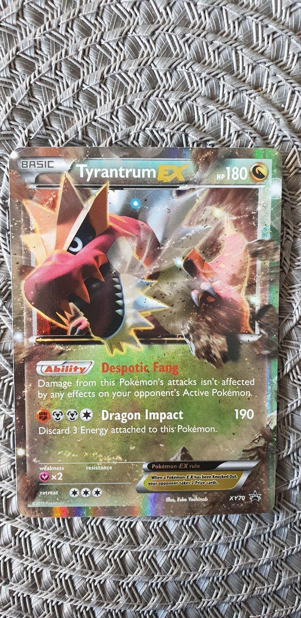 Tyrantrum Ex