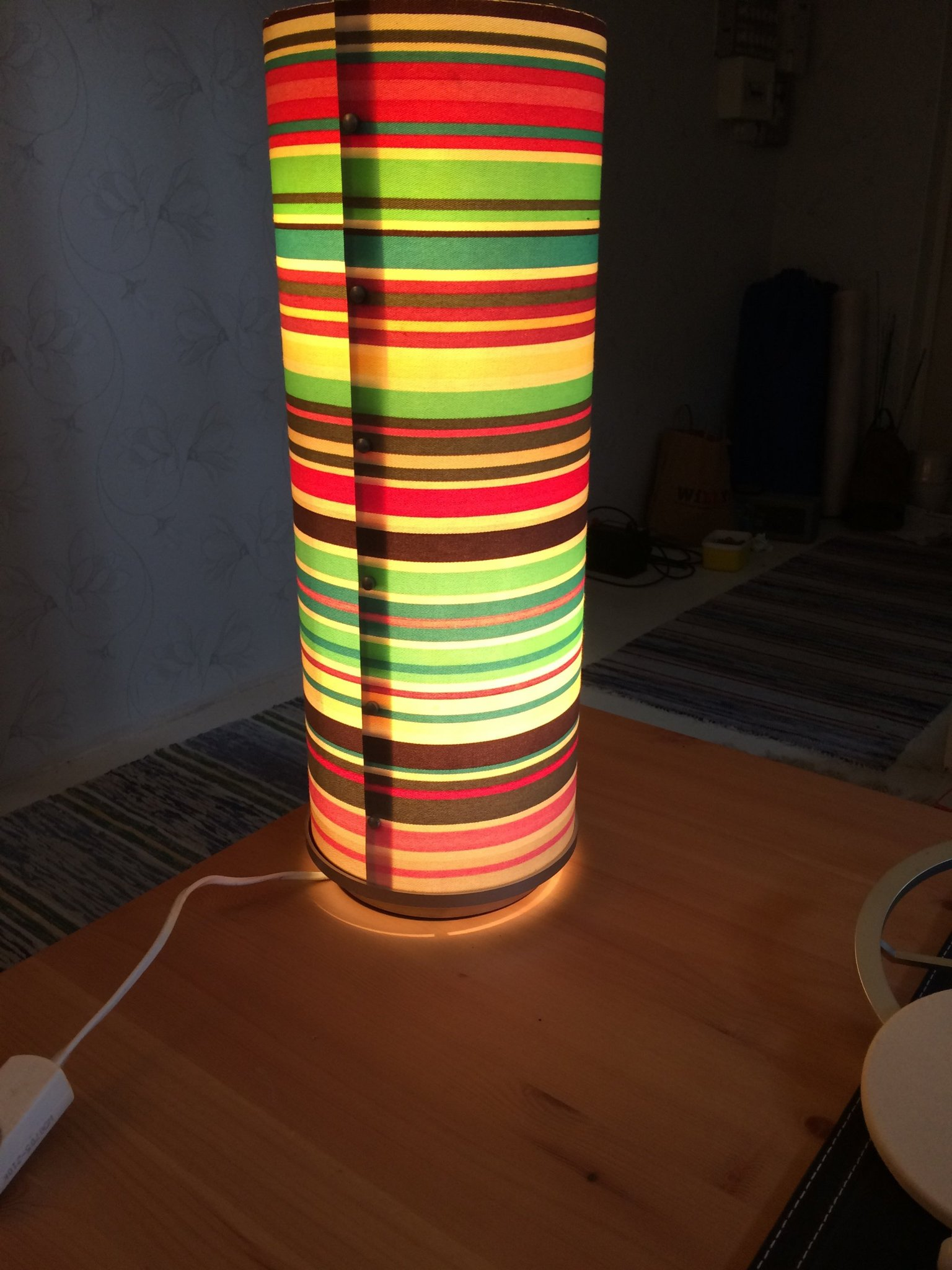 IKEA LAMPA 50cm (411203632) ᐈ Köp på Tradera