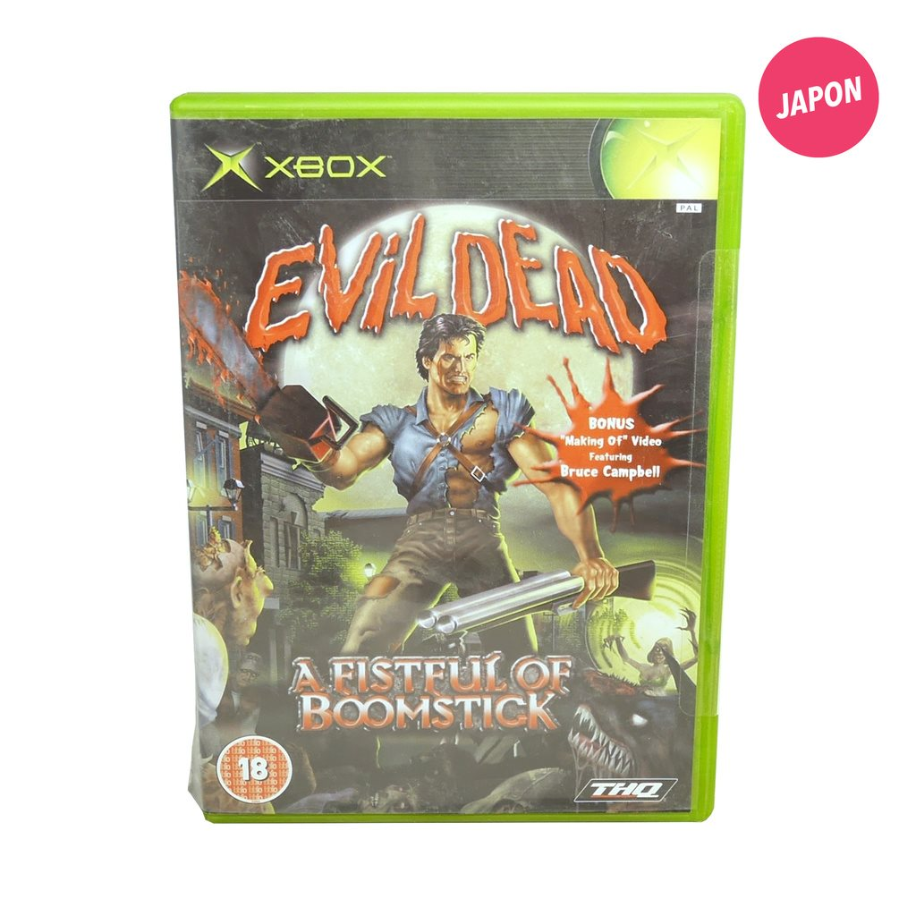 Evil Dead: A Fistful of Boomstick (EUR / XBOX)