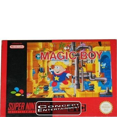MAGIC BOY till Super Nintendo SNES