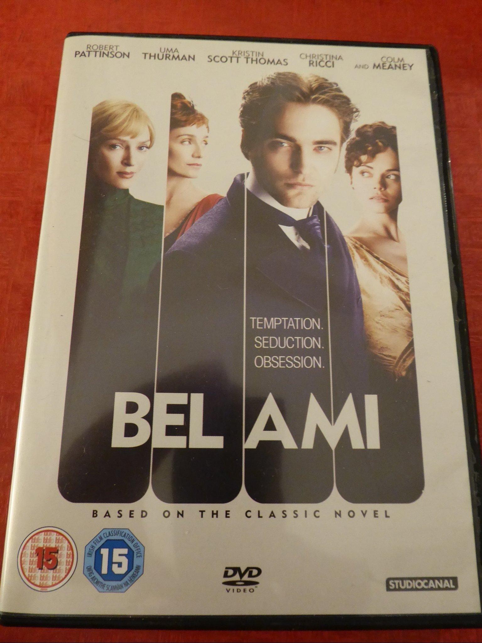 Bel Ami 2012 Robert Pattinson