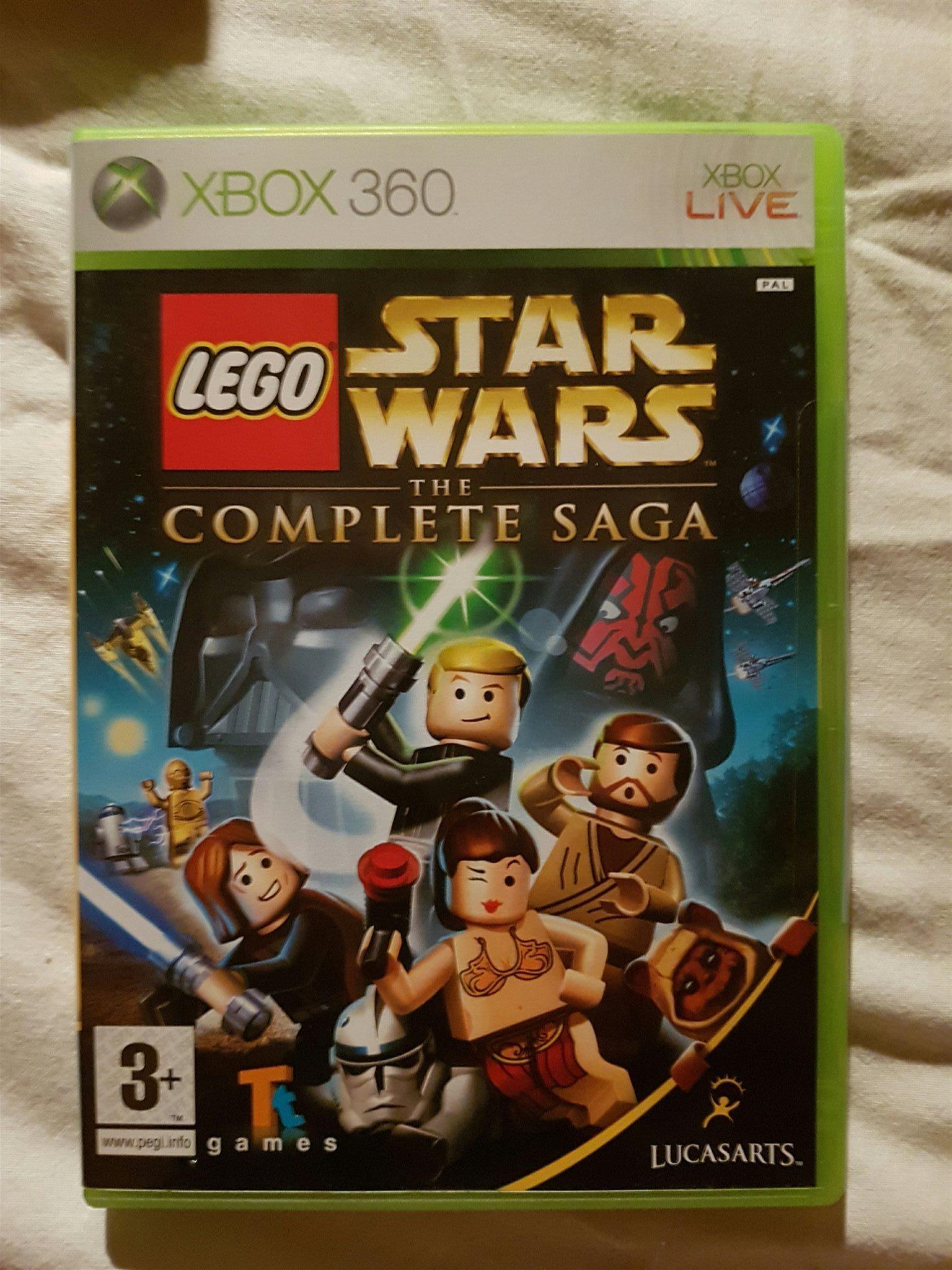 Xbox spel 8 år