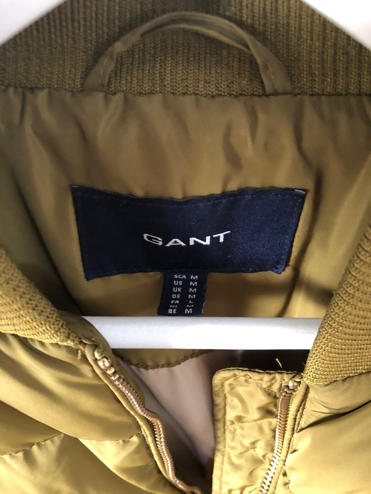 gant jacka dam dun