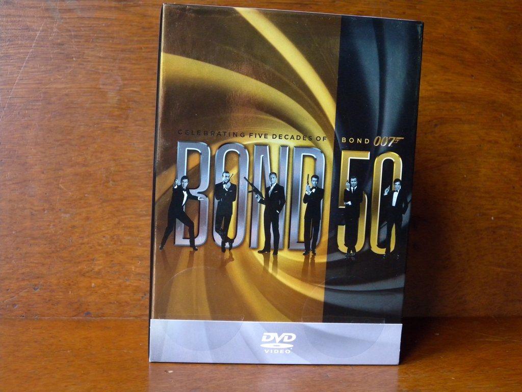 james bond 50 år James Bond 50 år 23 filmer. Sv text. (289135727) ᐈ Köp på Tradera james bond 50 år