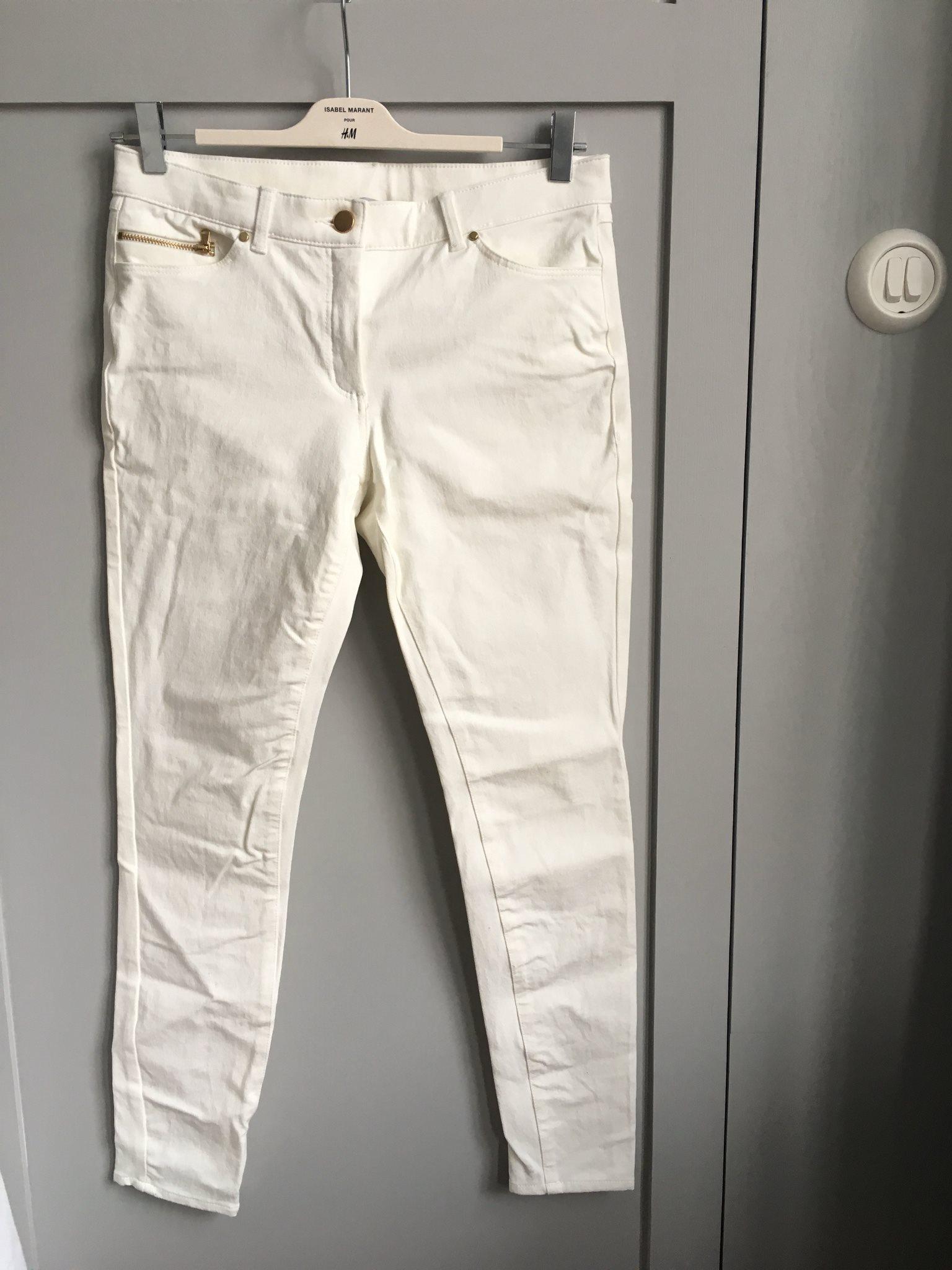 jeans hög midja vida ben