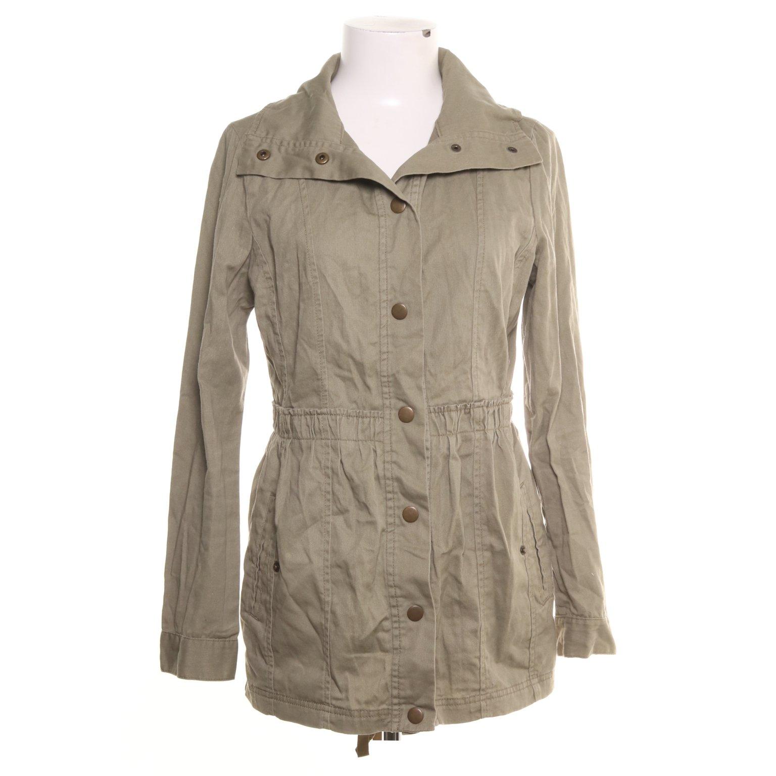 vero moda grön jacka