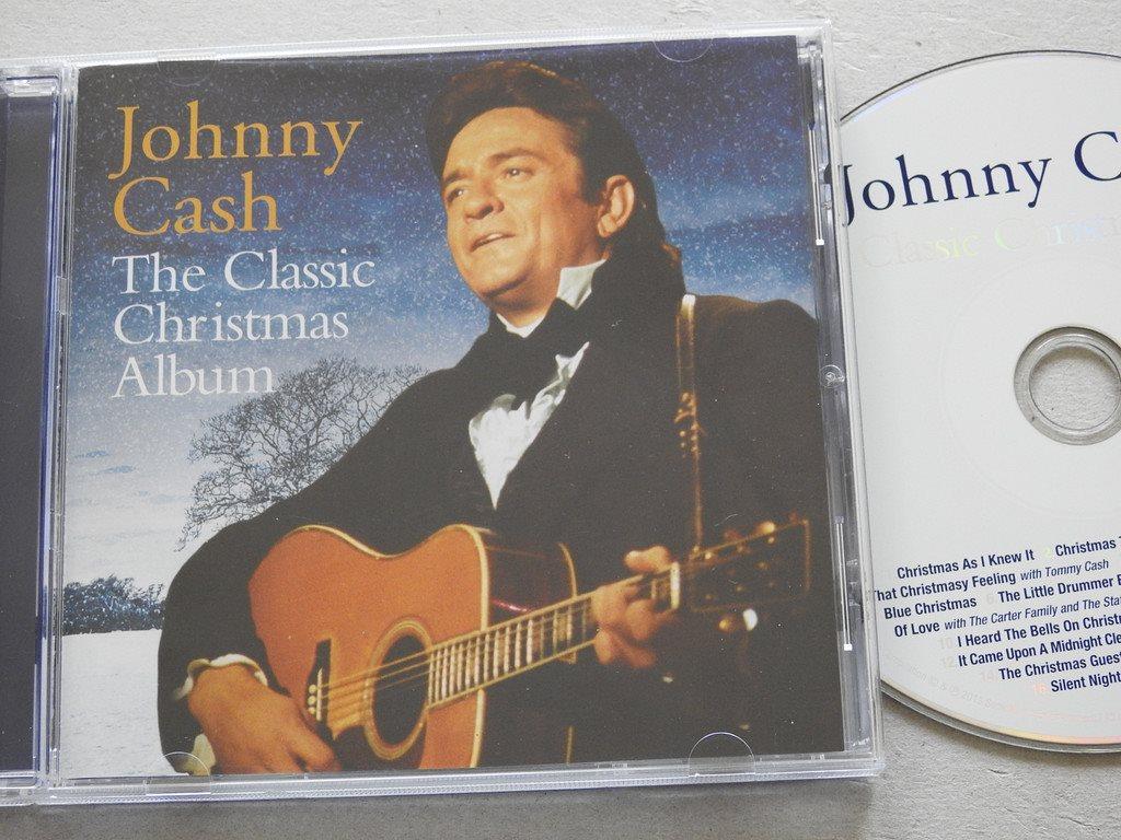 Johnny Cash-The Classic Christmas Album CD(Joy .. (313229232) ᐈ Köp ...