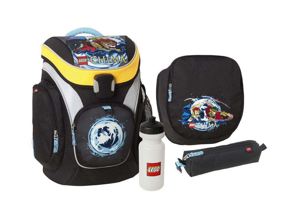 Lego Chima Outdoor skolväska - Lego Sko.. (315556561) ᐈ Eurotoys på ... 06dbc9fb9dfb1