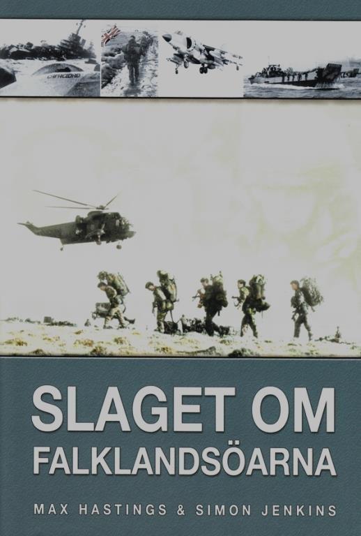Slaget om Falklandsöarna, Max Hastings, Simon Jenkins