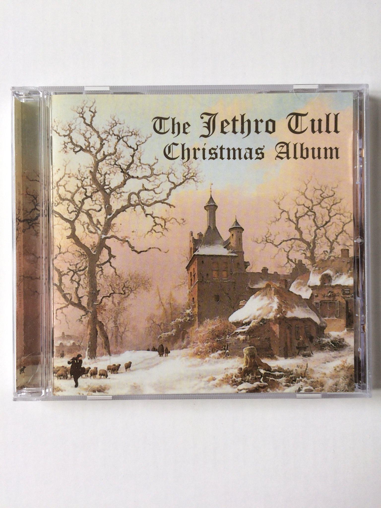 JETHRO TULL Christmas album R and M 2003 på Tradera.com - Från J till