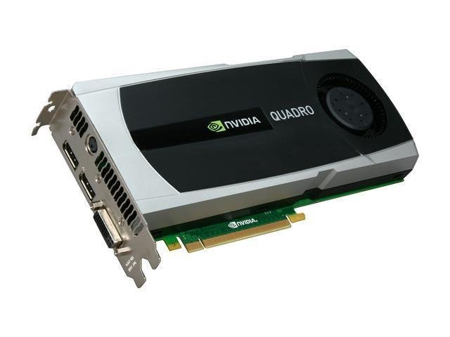 Nvidia quadro 5000 2,5 GB GDDR5 - server CAD Pl   (348367857