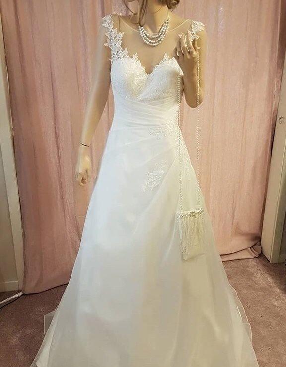 39e238c5d74f Brudklänning storlek 36 , bröllopsklänning, spe.. (349897921) ᐈ Köp ...
