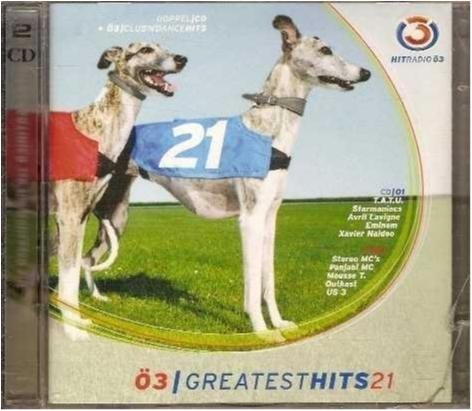 Ö3 greatest hits 21 - Tatu/Eminem/Outcast - 2 cd Ny
