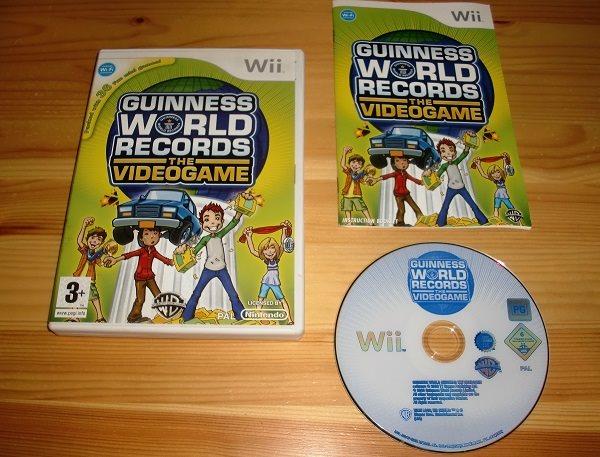 guinness rekordbok spel