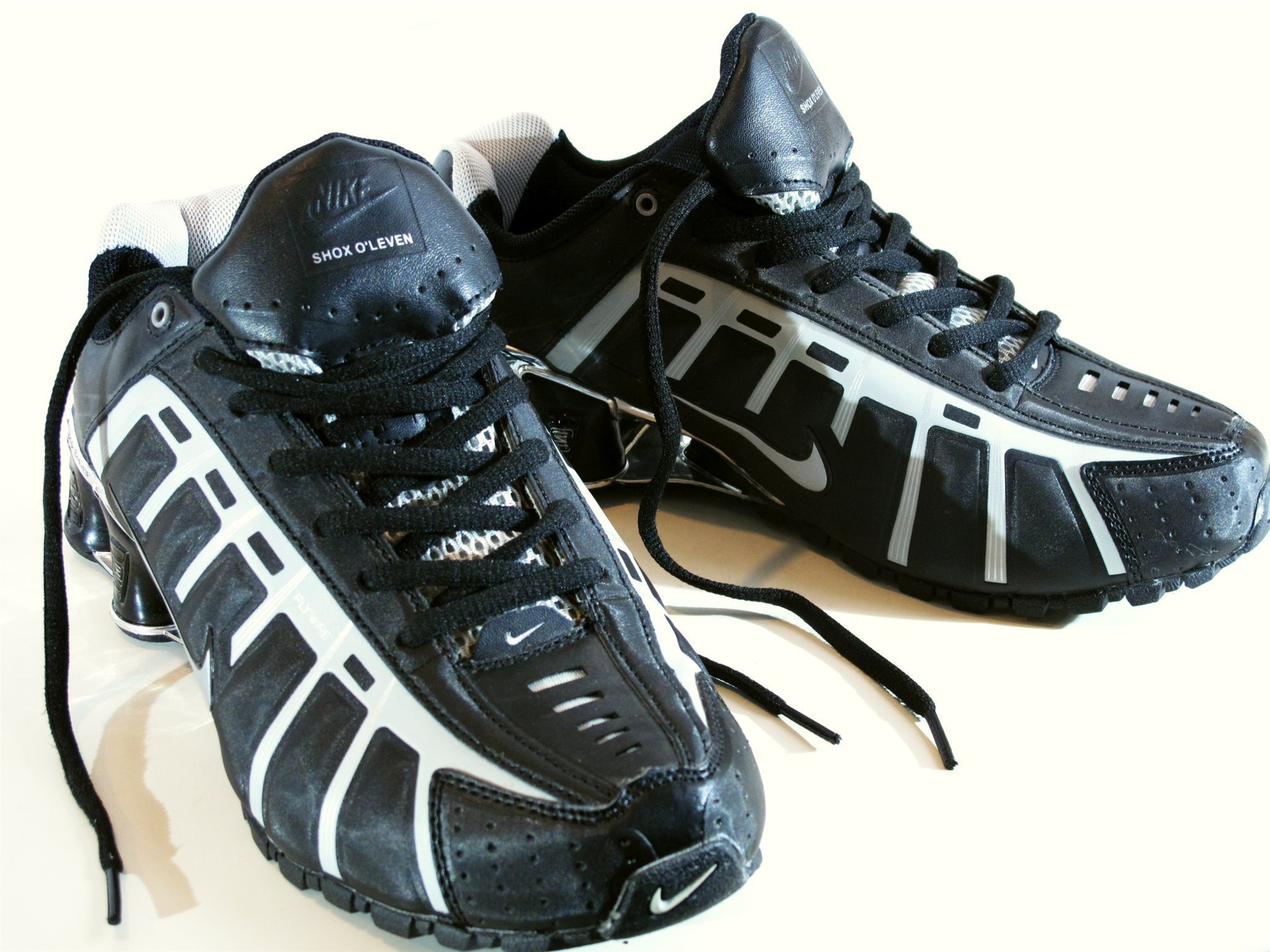 buy online 8a0d8 9d982 NIKE SHOX O LEVEN träningsskor stl 41 joggingskor löparskor skor löpning  träning