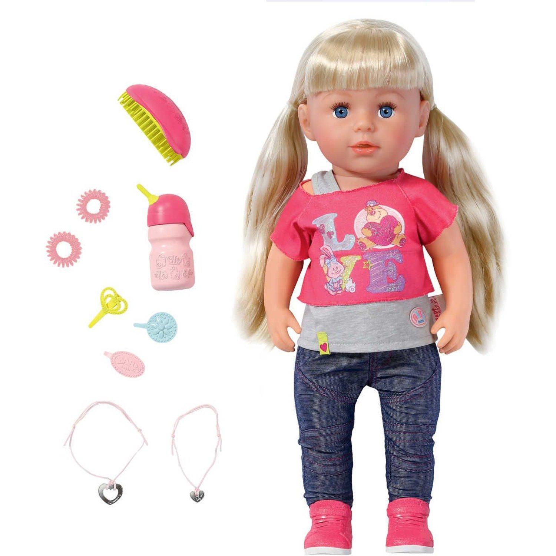 Baby Born - Interactive Sister Doll Doll Doll aaa413