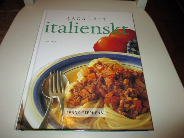 Penny Stephens - Laga Lätt Italienskt