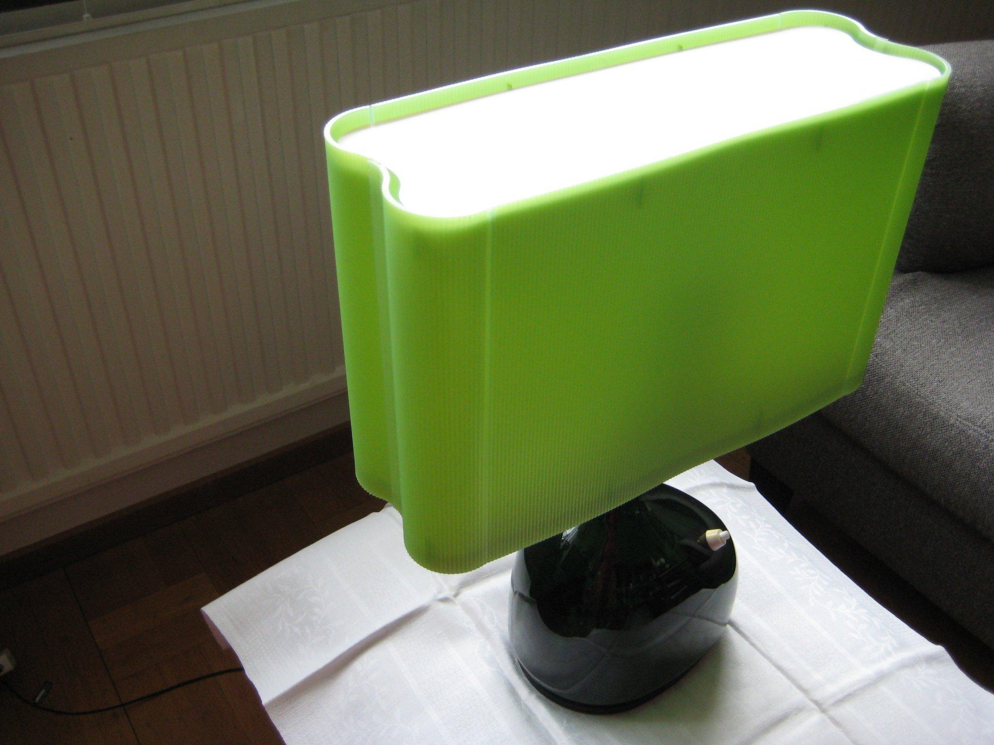 Energi Butelj Lampa för Ikea Magnus Elebäck .. (427754362