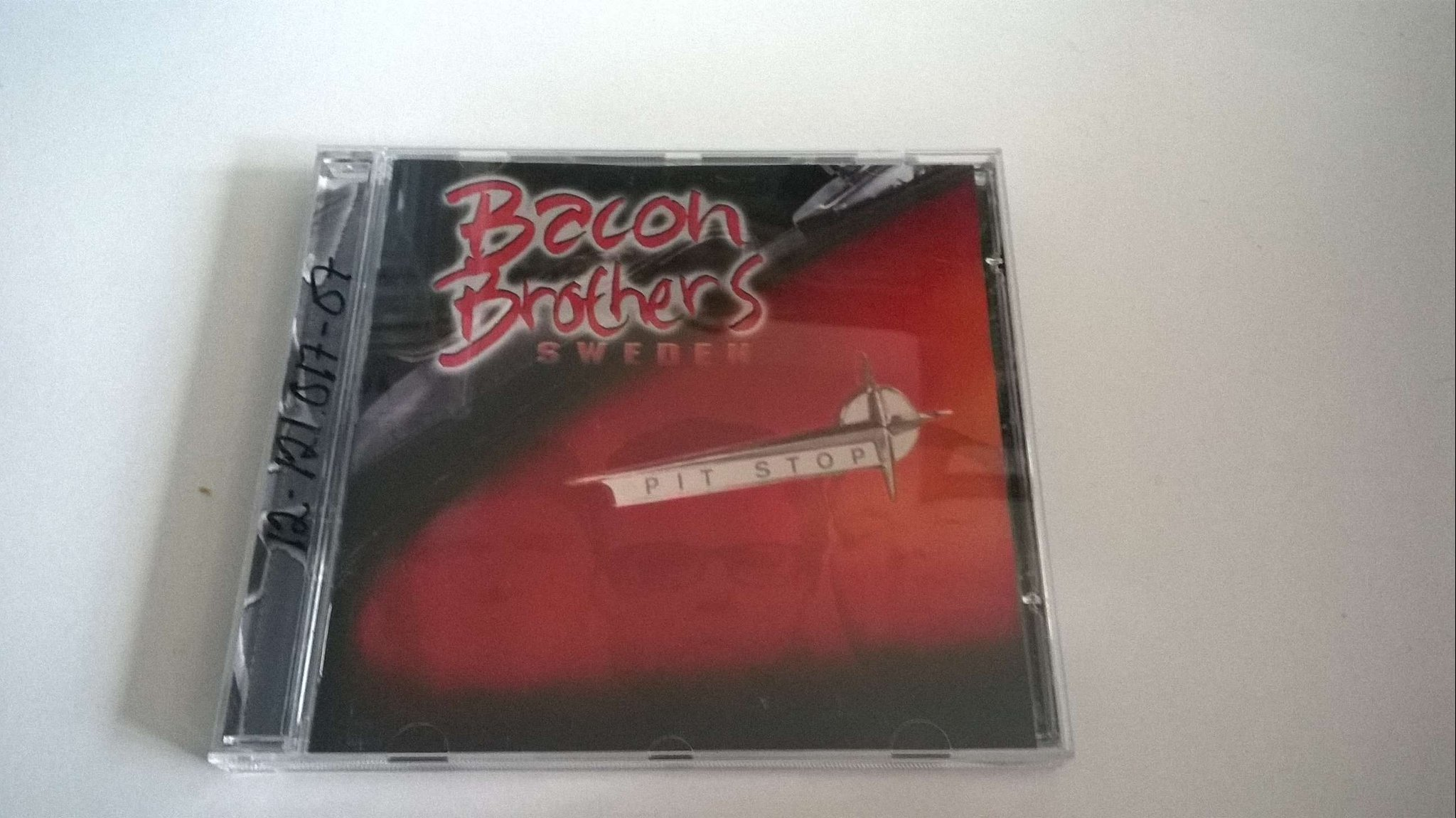 Bacon Brothers - Pit Stop, CD