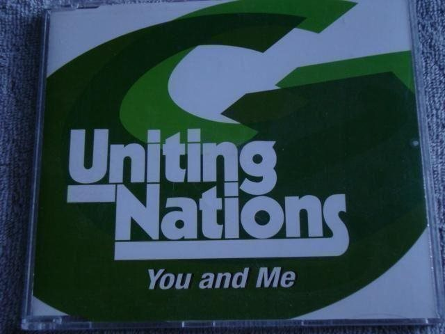 Uniting Nations - You and me, 6tr CD-maxi + video - Ny!