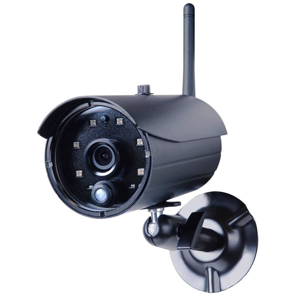 sensorlampa med kamera