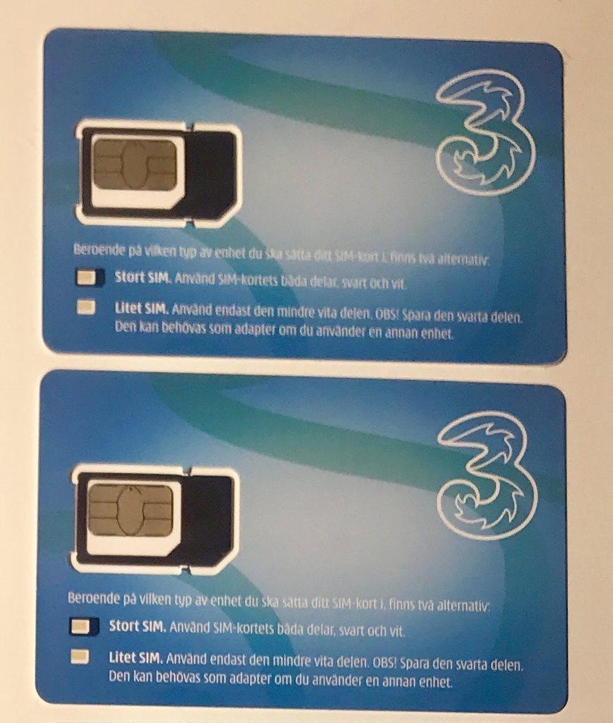 mobilt bredband jämförelse kontantkort