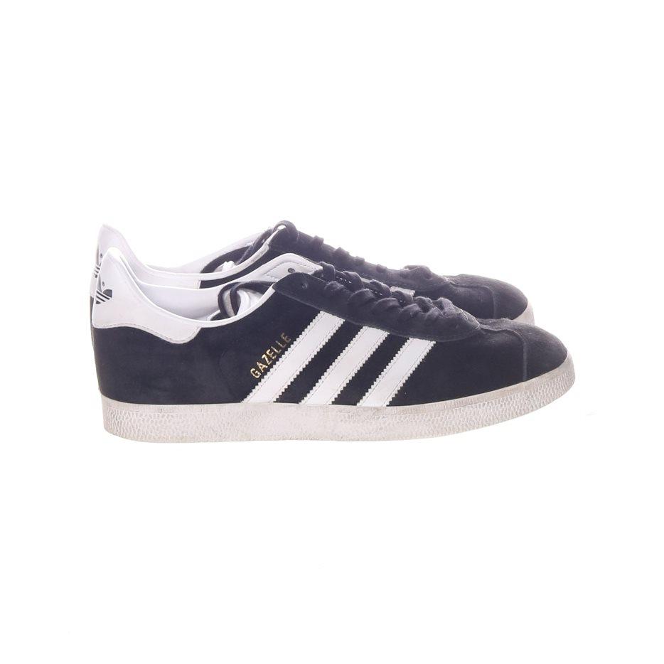 the latest 1b73d d676a Adidas, Sneakers, Strl 40 23, Gazelle, SvartVit