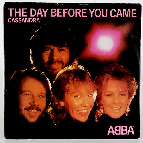 ABBA - The Day Before You Came EPC A 2847