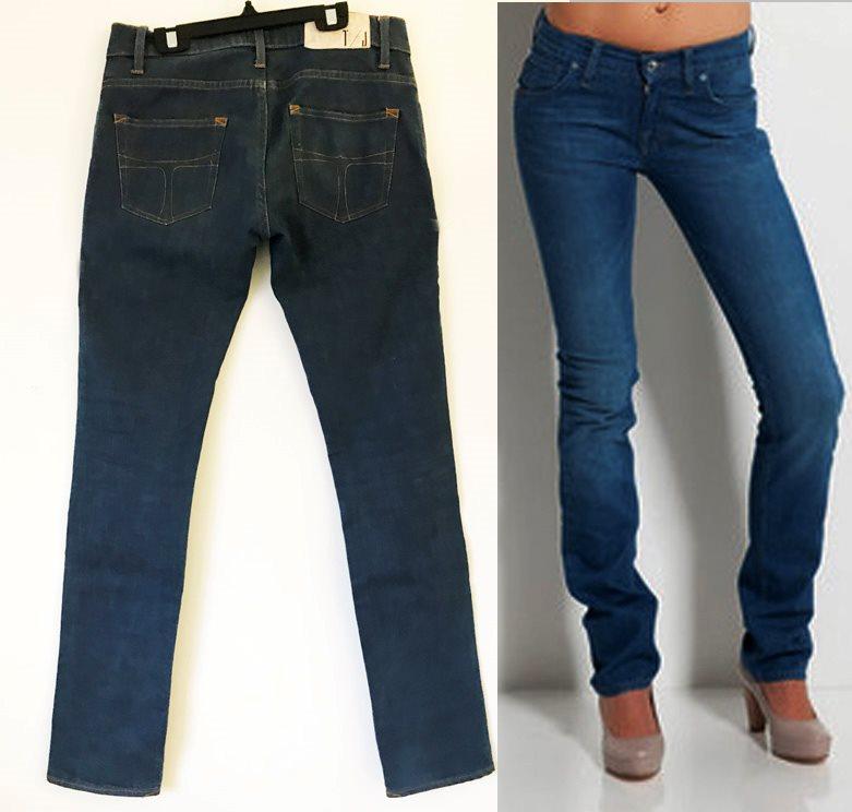 Tiger of Sweden fri frakt Skogsberg blå jeans denim byxor byxa W 29 L 34 567b798e78328