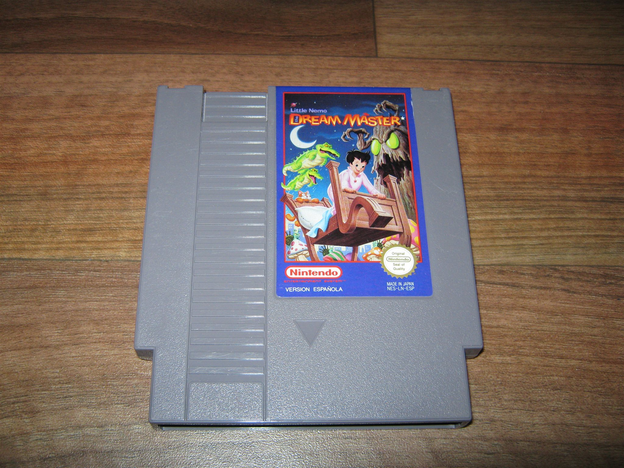 NES/PAL: Dream Master (enbart kassett)