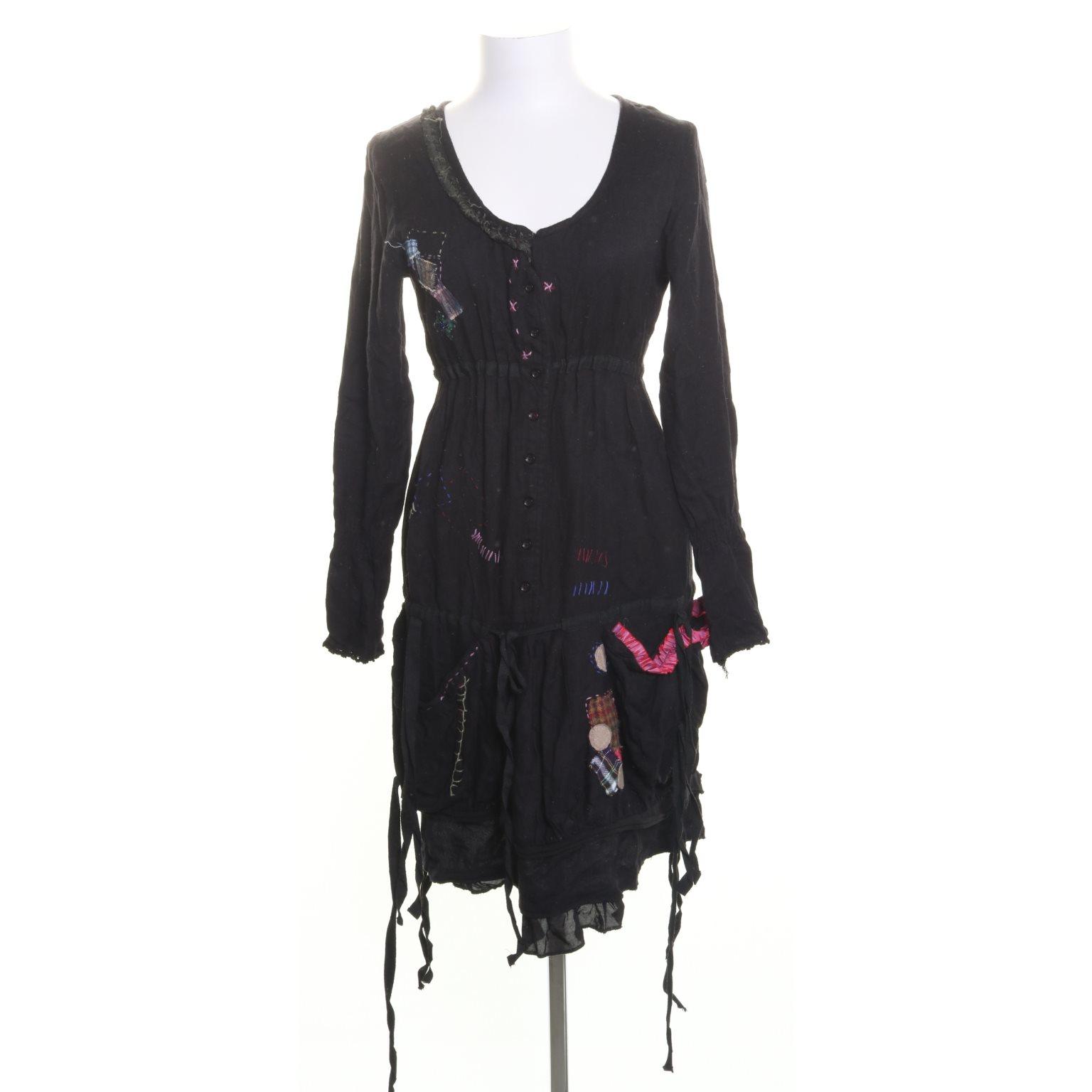 desigual klänning svart