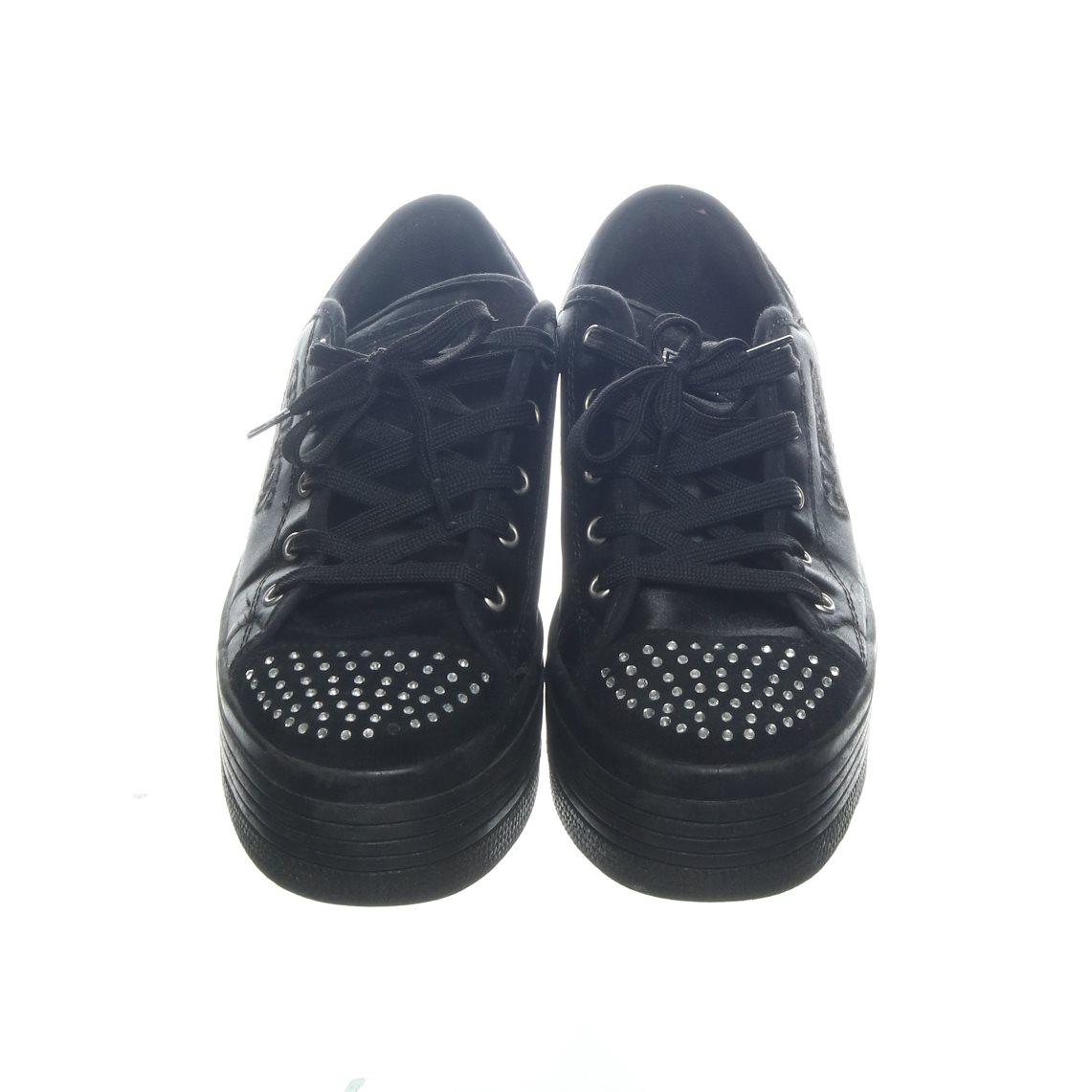 the best attitude 28f16 0df3c Guess, Sneakers, Strl  40, Svart