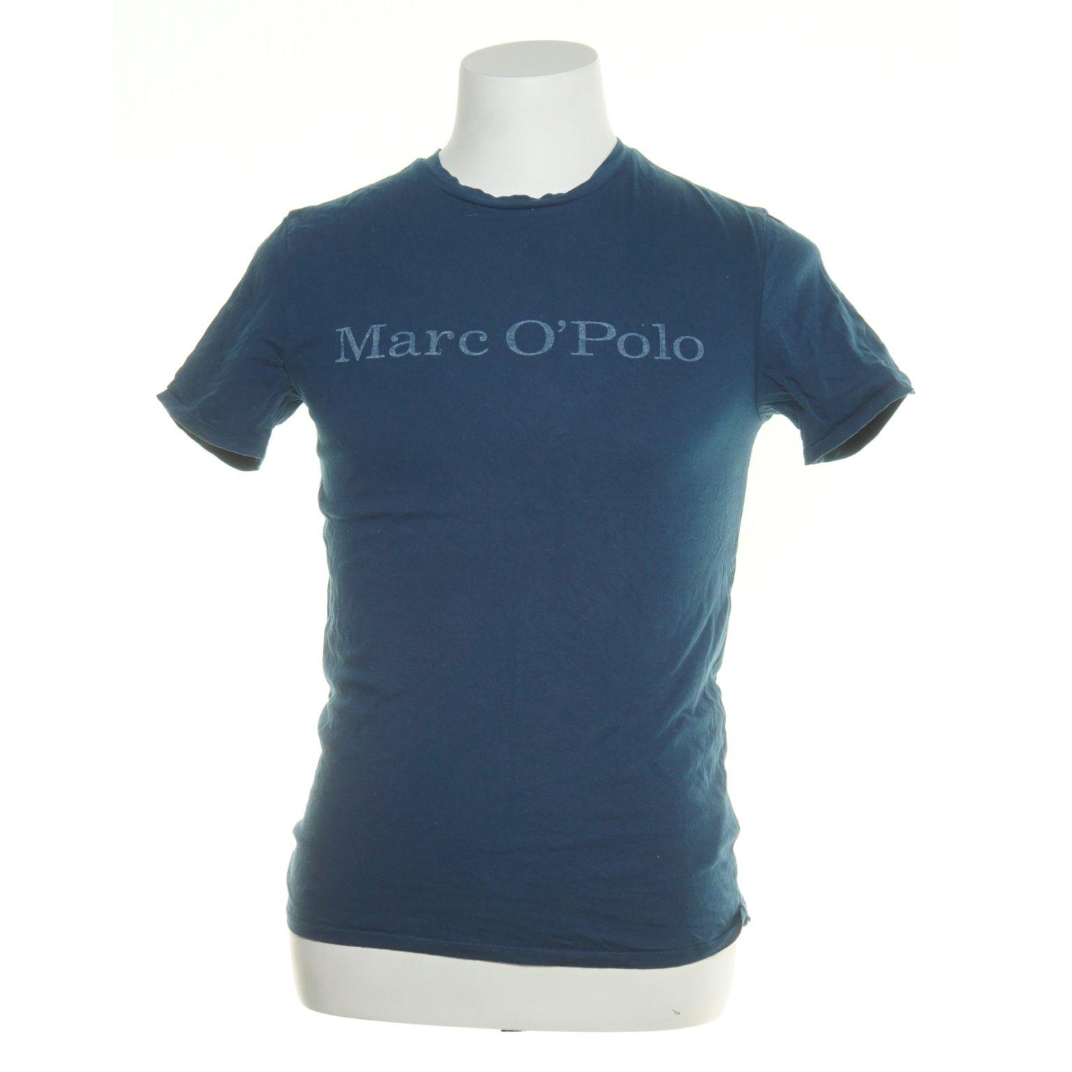 Blå Marc O'Polo T shirts & pikéer | Herr | Köp din t shirt