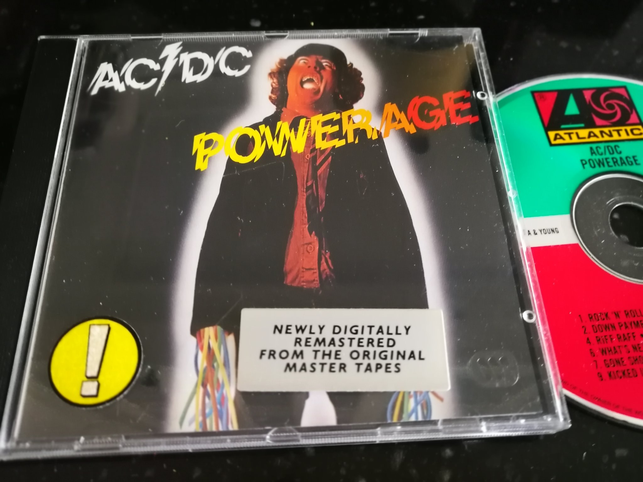 CD AC/DC - Powerage (ACDC)