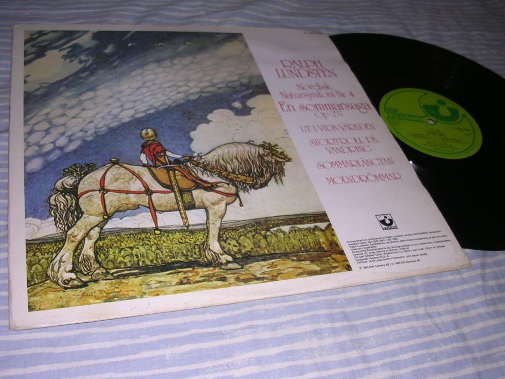 Ralph Lundsten Nordisk Natursymfoni Nr 5 Trolltagen Dreamscape
